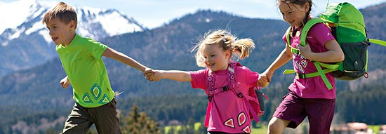 Kinder shirts en tops - Kinder outdoor en travel producten