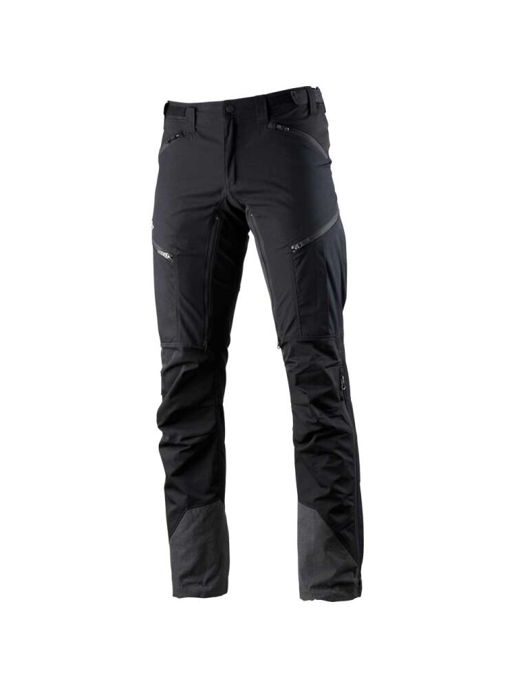 Lundhags Makke Pant Long Black 1114062 900 broeken online