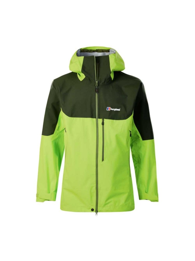 Berghaus Extrem 5000 Jacket Lime Green