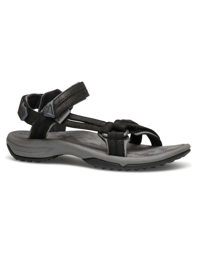 Teva Teva Elzada leather zwart sandalen dames