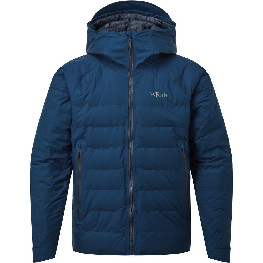 Rab Valiance Jacket Ink QDN 62 IK jassen online bestellen bij Kathmandu Outdoor & Travel